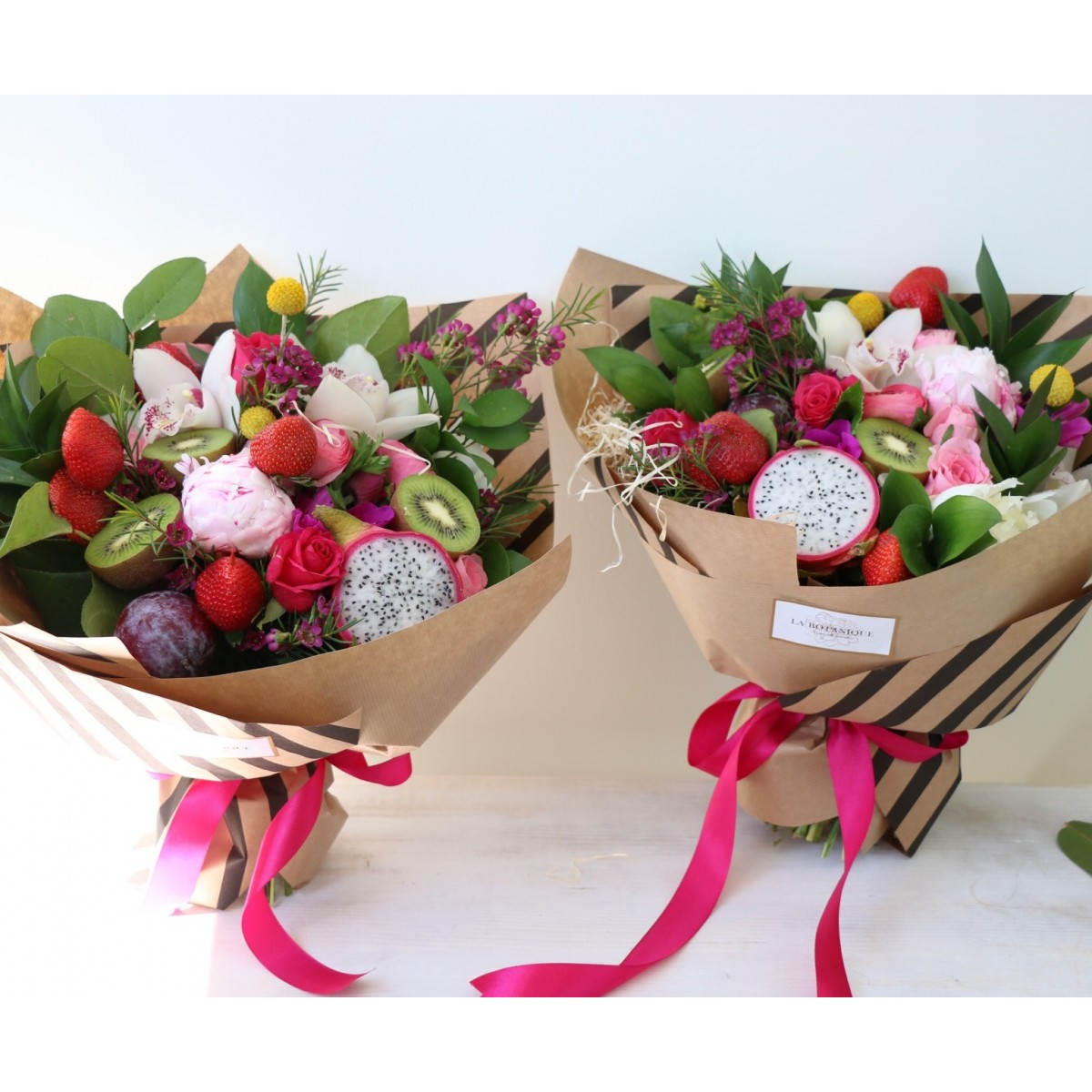Order Bouquet With Dragon Fruit Delivery In Riga And Nearby Areas